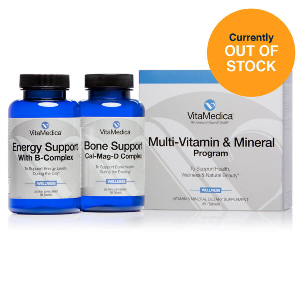 2020 Multi-Vitamin & Mineral - Out of Stock