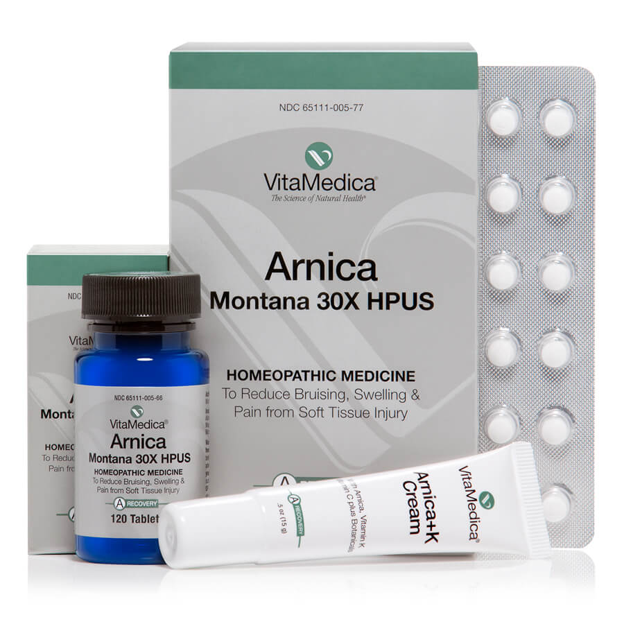 Arnica Montana supplements reduce bruising and swelling after lip injections