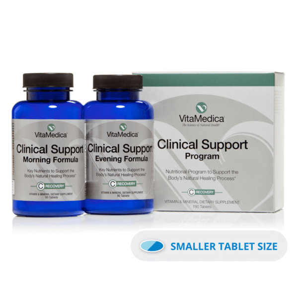 VitaMedica Clinical Support Program - Smaller Tablet Size