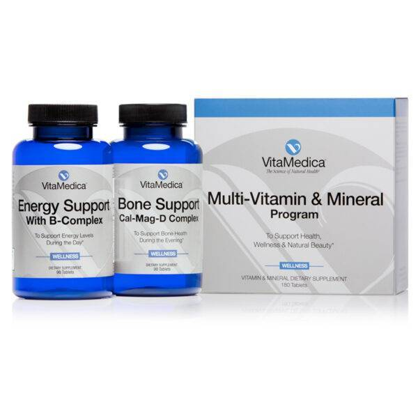 VitaMedica Multi-Vitamin & Mineral Program
