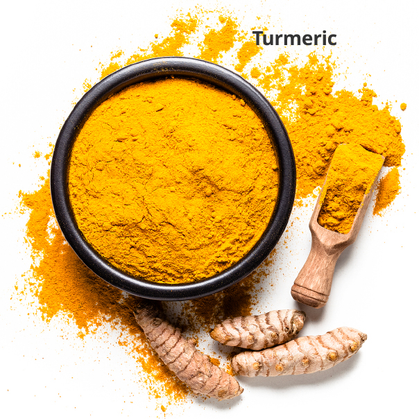 Quality Page - Turmeric Raw Material Ingredient
